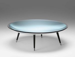 Roy coffee table by Fiam