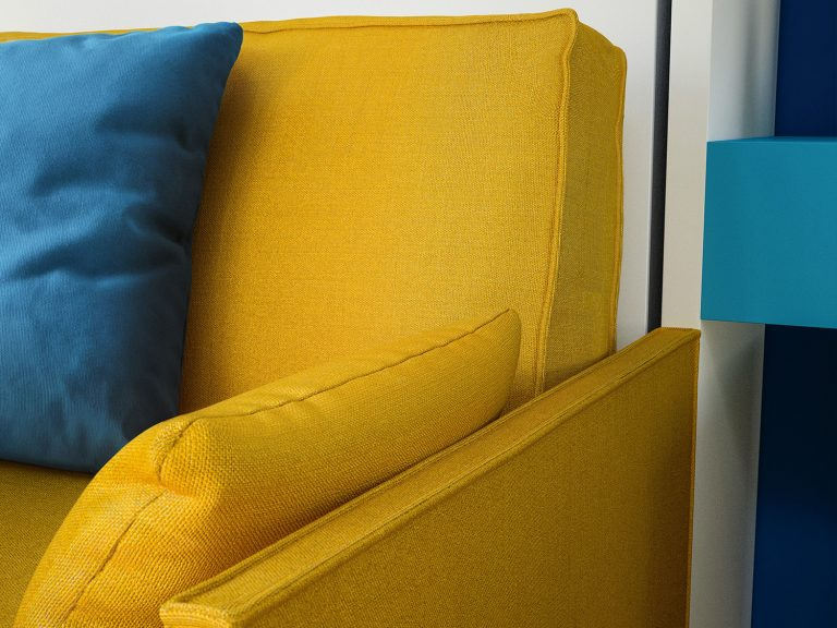 Altea Sofa Detail