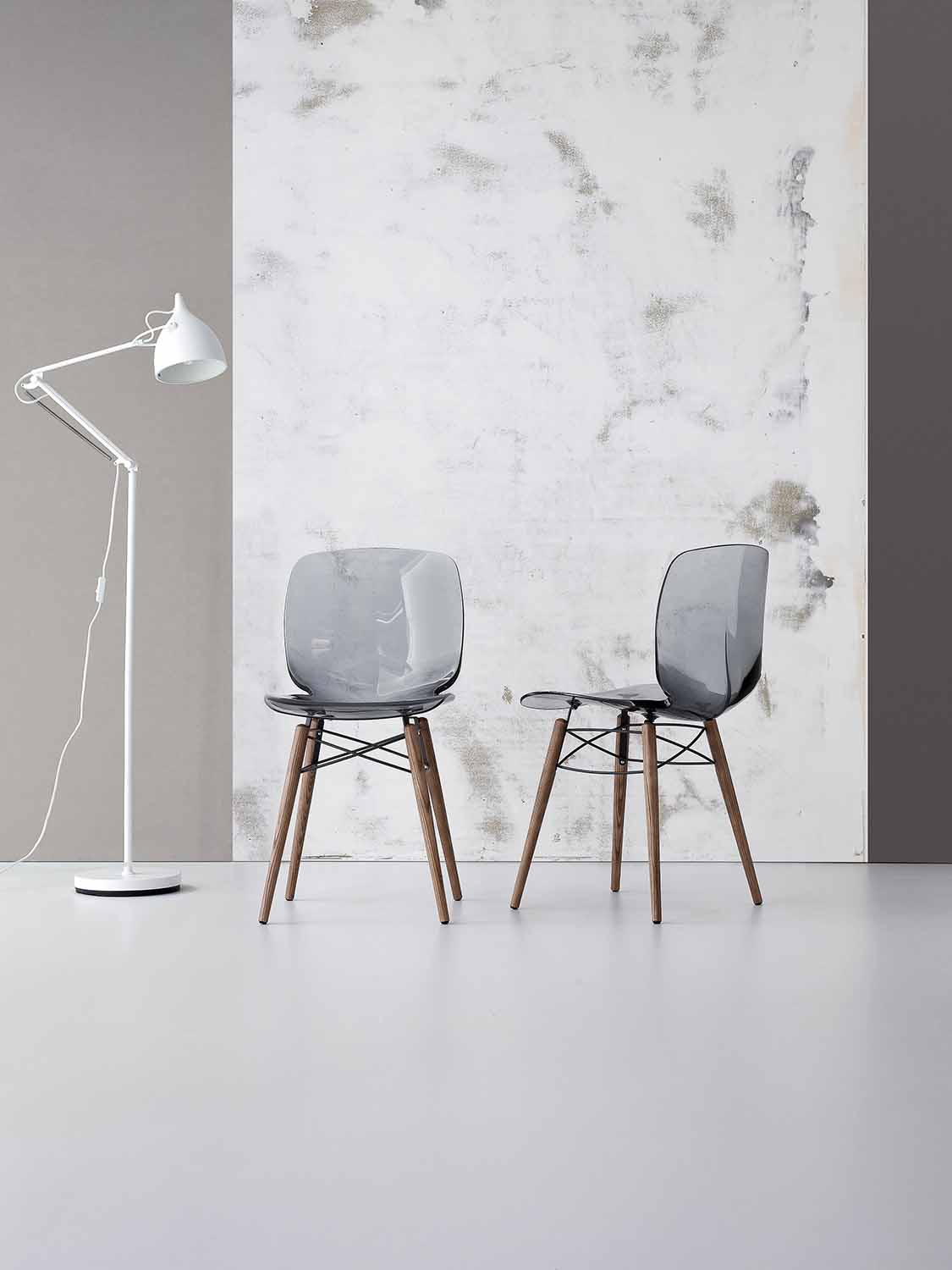 Loto W Dining Chair By Bonaldo Anima Domus