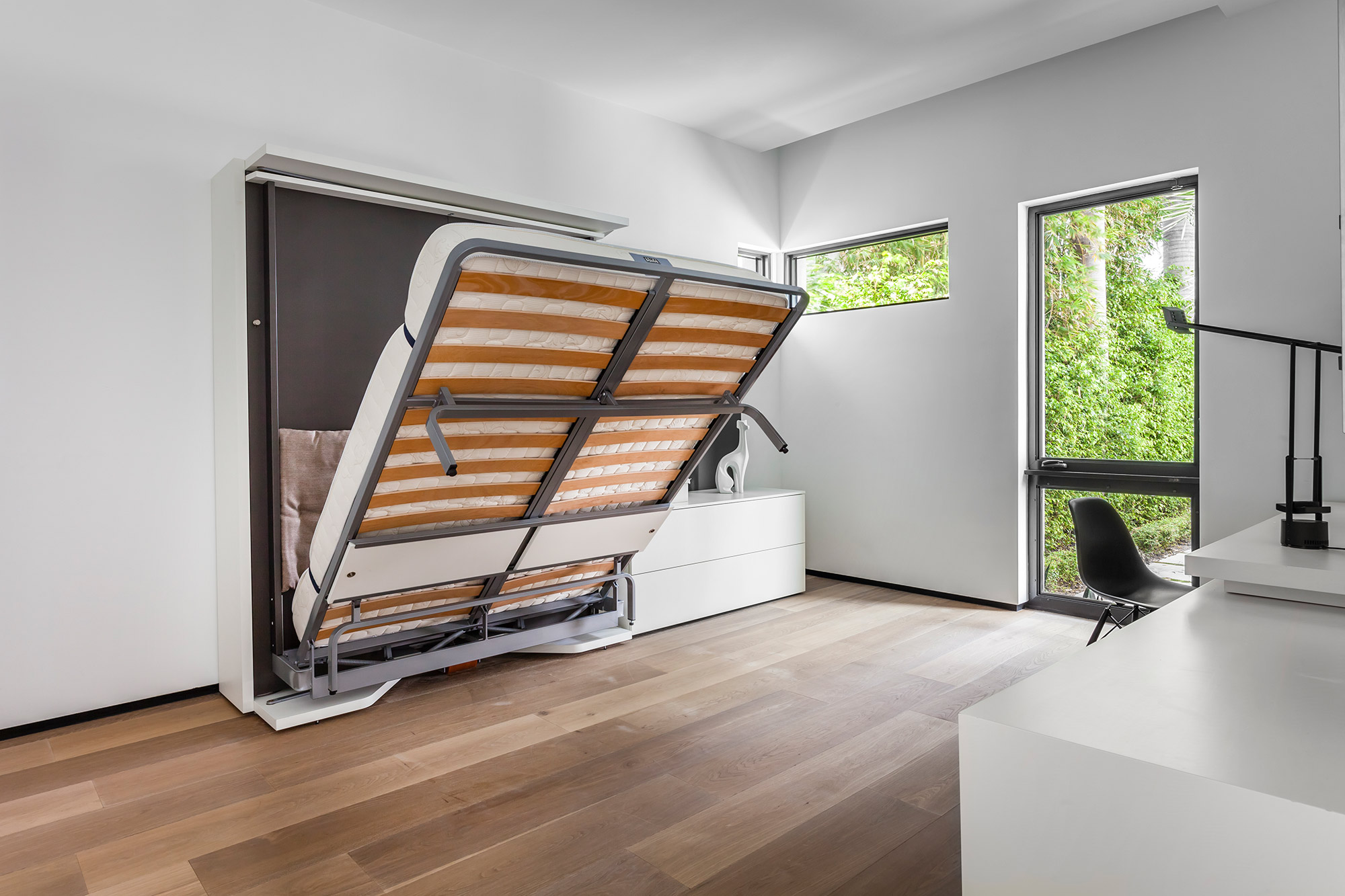 Lgm Convertible Wall Bed By Clei Anima Domus