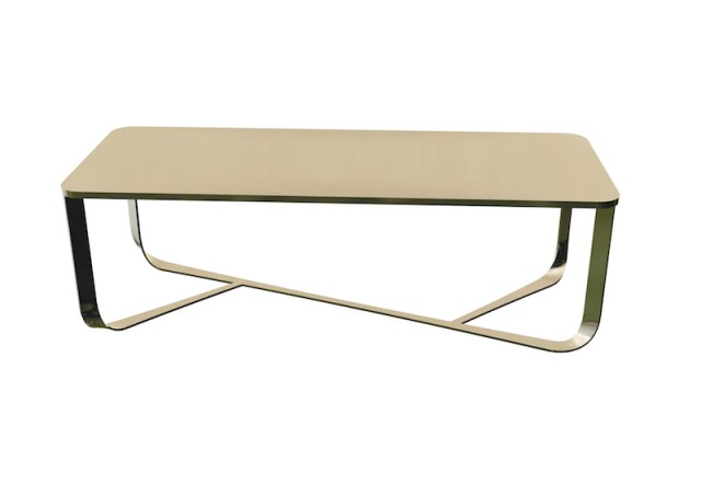 Confluence table by Xavier Lust for Pianca furniture