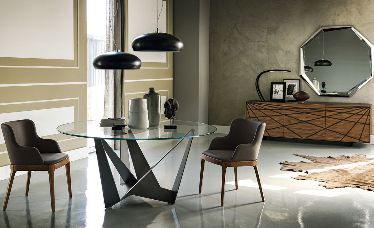 Cattelan Skorpio Dining Table Tables Anima Domus