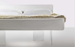 Modern Floating Lago Air Bed by Daniele Lago