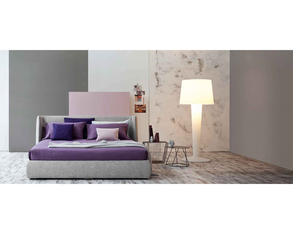 bonaldo-gray-basket-bed