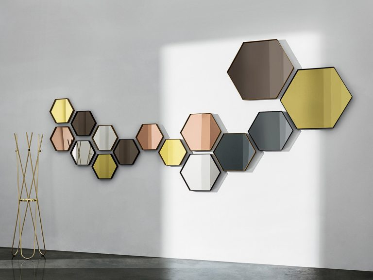 hexagonal visual