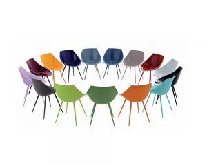 Lagò chairs assorted colors