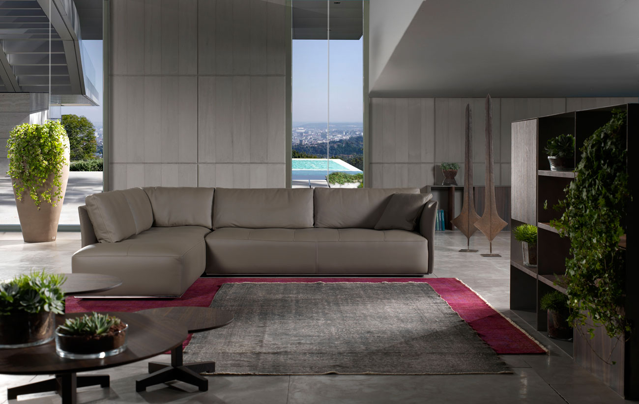 Italian sofas just arrived including the New York sofa by Cierre