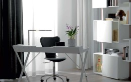 Cattelan Italia Qwerty Desk – Modern Home Office Desk
