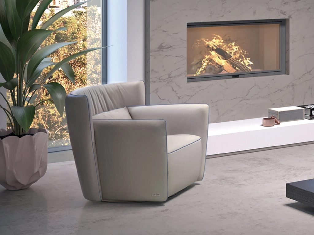 Luxury Leather Armchairs