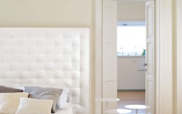 Wing bed by Bonaldo